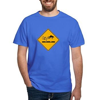 Warning MAX Tracks, Portland - OR Dark T-Shirt