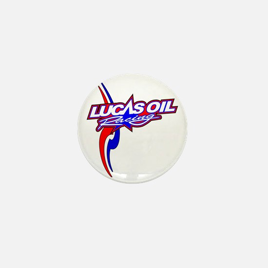 Lucas Oil Racing Mini Button