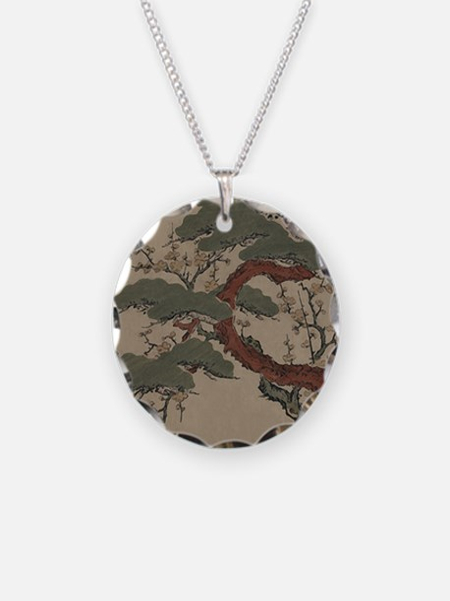 Japanese Bonsai Pine Necklace