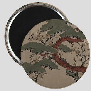 Japanese Bonsai Pine Magnet