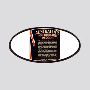 australias imperishable record - anonymous - 1915