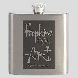 HOPKINS GALLERY CIRCLE Flask