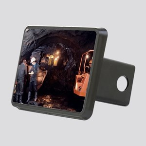Coal mining Rectangular Hitch Cover