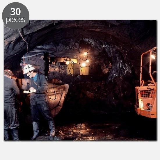 Coal mining Puzzle