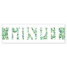 GOSPEL Bumper Sticker
