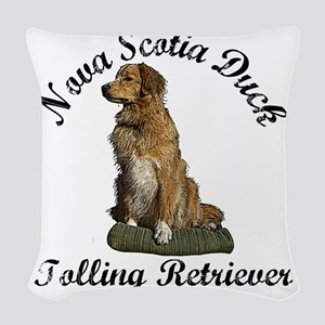 toller Woven Throw Pillow