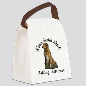 toller Canvas Lunch Bag