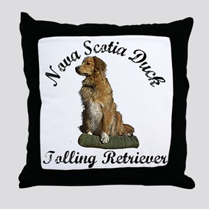 toller Throw Pillow