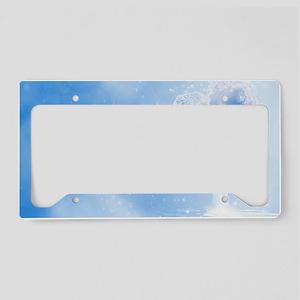 thoto_laptop_skin License Plate Holder