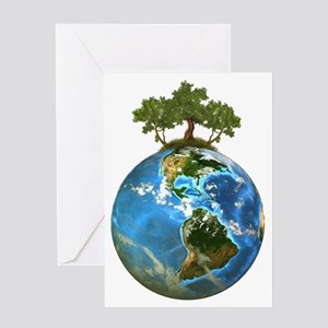 Protect Our Nature Greeting Card