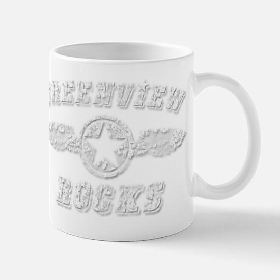 GREENVIEW ROCKS Mug