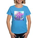 Crytozoology-Sea Pink Women's Dark T-Shirt