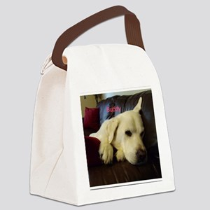buddy Canvas Lunch Bag