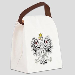 Polish eagle Canvas Lunch Bag