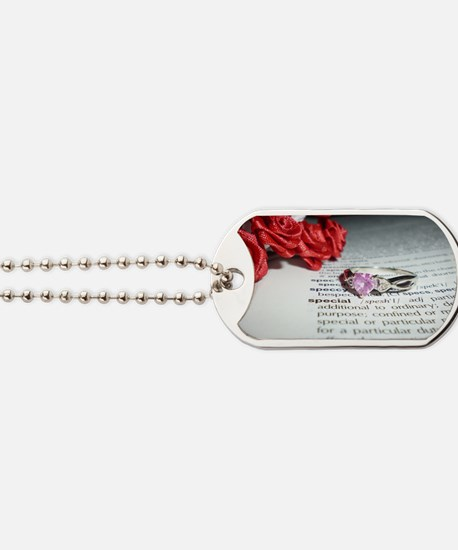 Someone Special Dog Tags