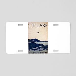 The Lark November - anonymous - 1895 - Poster Alum