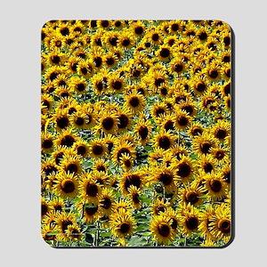 Sunflower Power Mousepad