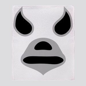 El Santo Throw Blanket