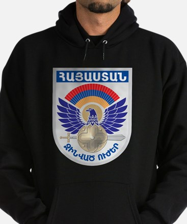 Armenian Military Seal Sweatshirt