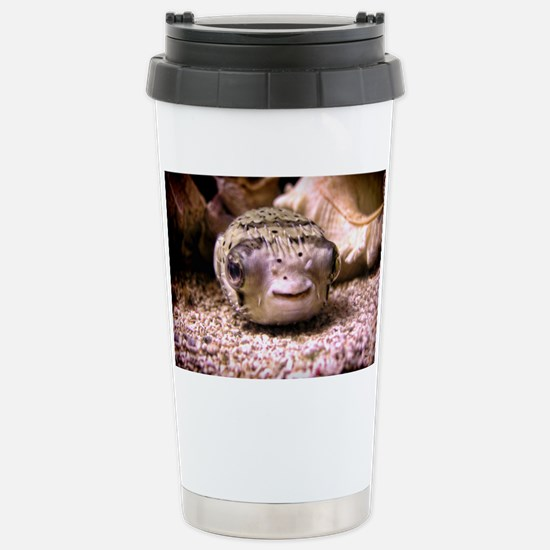 Blowfish Stainless Steel Travel Mug