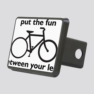 bikerectangle Rectangular Hitch Cover