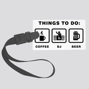 DJ-ABH1 Large Luggage Tag