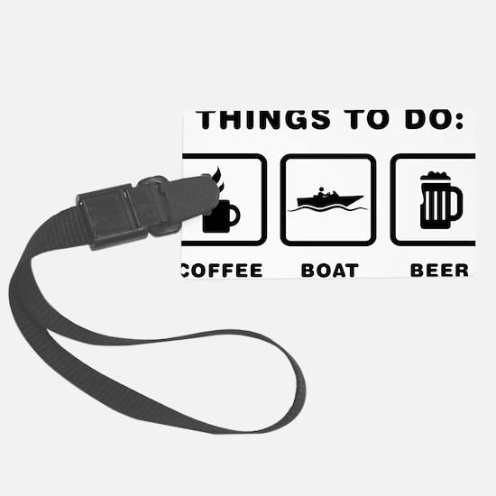 Boating-ABH1 Luggage Tag