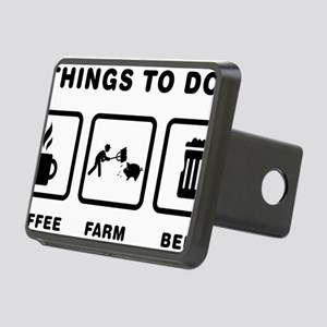 Farmer-ABH1 Rectangular Hitch Cover