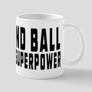 Handball Is My Superpower Mug