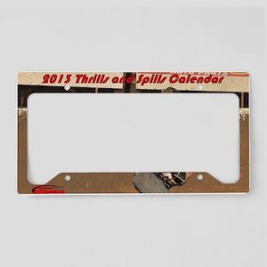 Cover License Plate Holder
