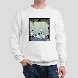 Snow Woman Boob job Sweatshirt