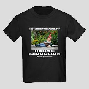 Gnome Seduction Kids Dark T-Shirt
