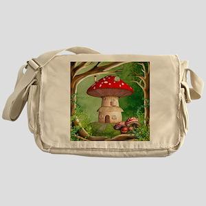 dl_queen_duvet_2 Messenger Bag
