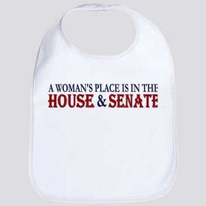 Woman's Place Bib