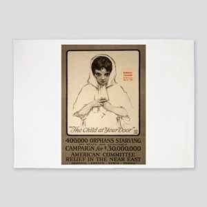 The Child At Your Door - anonymous - 1917 - Poster