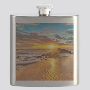 Sunrise Beach Flask