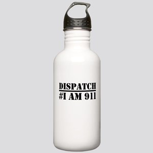 Dispatch I am 911 Emer Stainless Water Bottle 1.0L
