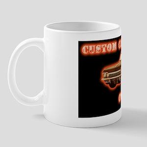 CUSTOM CAR COMPETION Mug