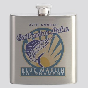 Catherine Lake Flask