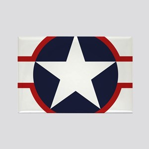 USAAF roundel 1943 Rectangle Magnet