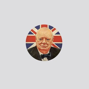 WINSTON CHURCHILL Mini Button