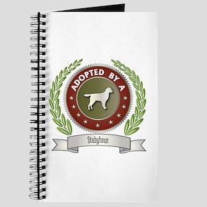Stabyhoun Adopted Journal