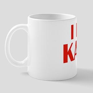 knowKarateWords1E Mug