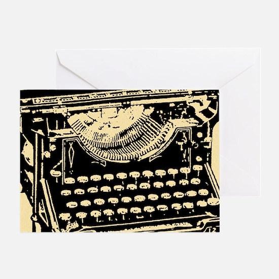 typewriter_c.jpg Greeting Cards