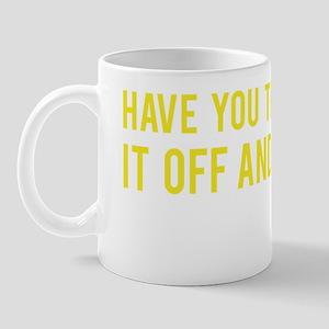 offAndOnTried1D Mug