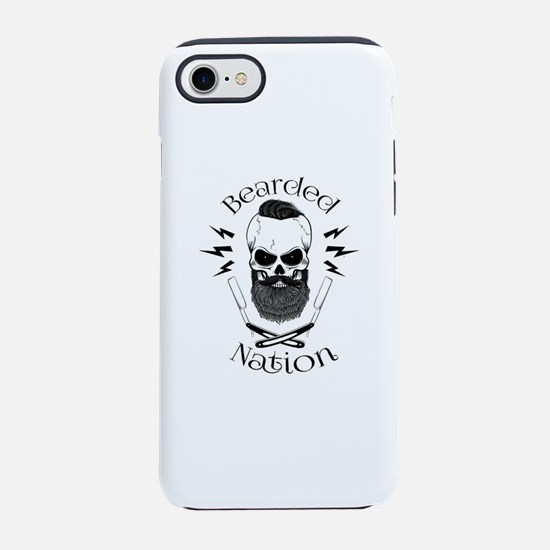Bearded Nation iPhone 7 Tough Case