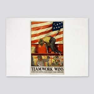 Teamwork Wins US Shipping Board - Hibberd V B Klin