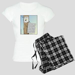 Missing piece Women's Light Pajamas