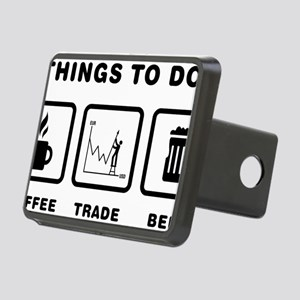 Forex-Stock-Trader-ABH1 Rectangular Hitch Cover