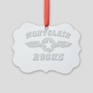 MONTCLAIR ROCKS Picture Ornament